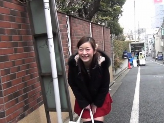 Japanese minority glowing