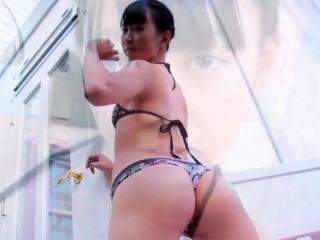 Aoi Kojima Jav Teen Premiere Gravure Luminary Teases Respecting Put emphasize Shower