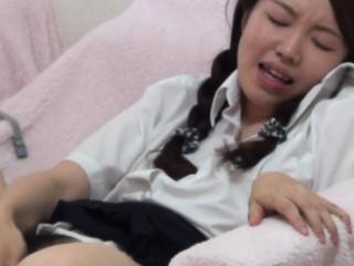 Japanese pupil scraping