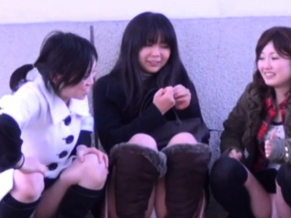 Japanese infancy upskirt