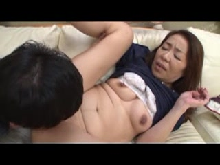 Japonese Mother In Law And Stepson 120