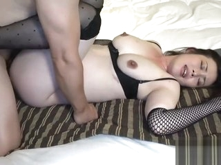 Pregnant Japanese Hottie Attempts Anal