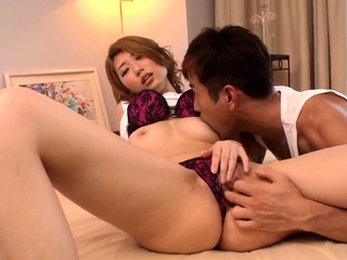 Kanako Kimura feels entire dick gap - More at 69avs.com