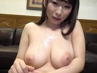 M・T-San - Big tits bukkake