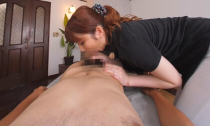 Remi Hoshisaki in Remi Hoshisaki Extra Oil Massage Clinic Part 1 - AromaPlanning