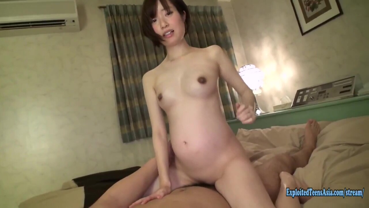 Pregnant Jav Amateur Teen Yamakawa Fucks Uncensored Pretty Girl Tries A Few Positions With Her Bump