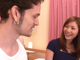 English Lesson in Bed Yuma Asami