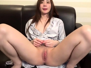 Asian amateur toys cunt