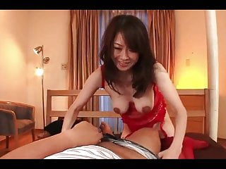 Japanese Prudish Milf Have a crush on Sperm Partiality