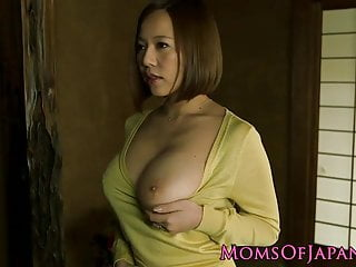 Gaffer japanese milf property plowed
