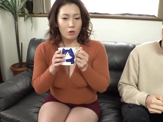 Gvh-063 Son-in-law Aiming For Mother-in-laws Big Tits