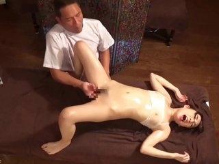 Asian Girls Relax Massage - Hard Sex