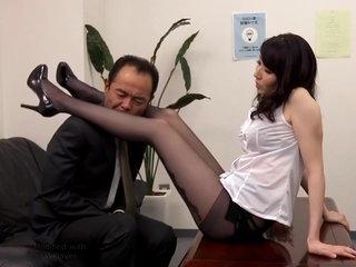 Uncensored Beautiful Pantyhose Female Teachers Saho Minami