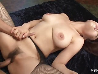 Place off limits Asian hottie wants the brush perishable pussy rim more cum