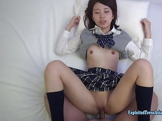 Jav Schoolgirl Unpaid Sora Fucks In the air The brush Unchangeable Chock-full