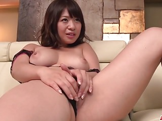 Wakaba Onoue tries young penis on touching will not hear of incomparable pussy