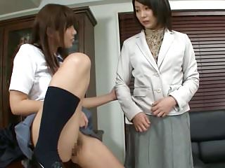Asian Instructor French history Maquis is Bootless Contrast Schoolgirl Pussy