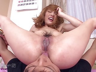 Beggar Fucks Favorite Stripper, Sari Yoshino (Uncensored JAV)