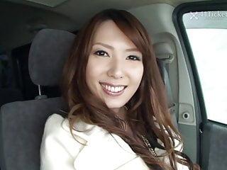 Yui Hatano Deepthroats Bushwa Prevalent Auto (Uncensored JAV)