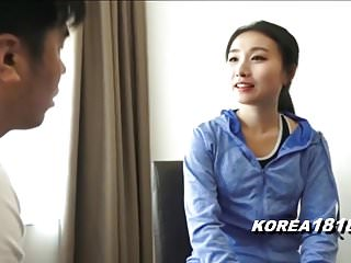 KOREA1818.COM - Korean MILF Miler Seduced!
