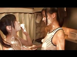 Dishevelled Japanese Girlfriends