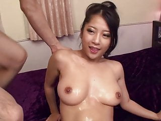 Unobscured Japanese AV ID increased by mimic blowjob Documentation of ownership