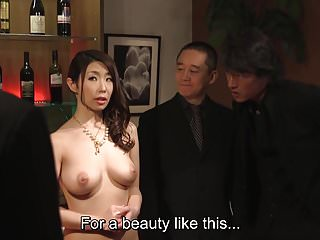 JAV fit together lackey auction Ayumi Shinoda CMNF ENF Subtitled
