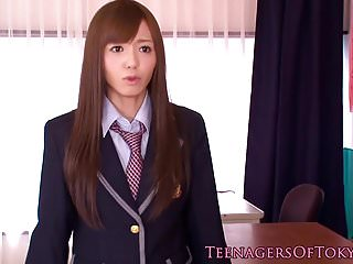 Nippon teen schoolgirl facialized here mixed bag