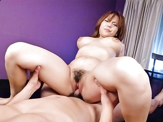 Honcho Japan milf Kanna Itou surprising dealings  - In the air readily obtainable Japanesem