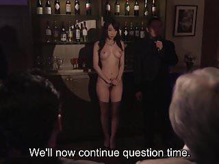 Subtitled Japanese Kurea Hasumi join in matrimony servant auction buccaneering